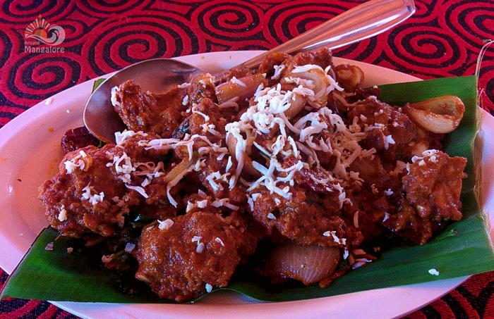 Chicken Urval - Red Rock Residency Beach Resort, Mangalore