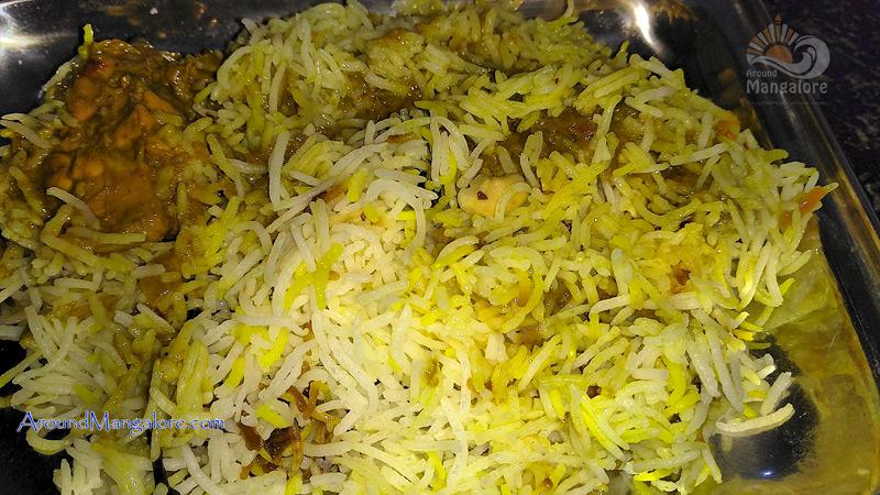 Chicken Biryani - Machali - Sea Food Restaurant - Kodailbail, Mangalore