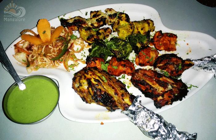 Chicken Mini Platter - Guthu Family Restaurant, Mangalore