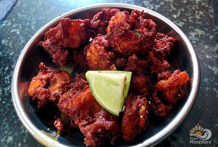 Prawns Fry - Machali, Mangalore