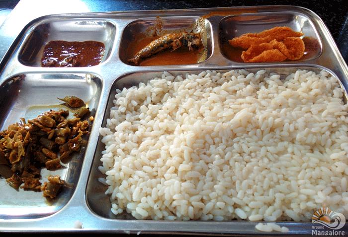 Meals - Machali, Mangalore