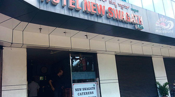 Hotel New Swagath, Mangalore