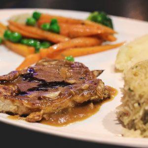 Chicken Platter - Kobe Sizzlers, Balmatta