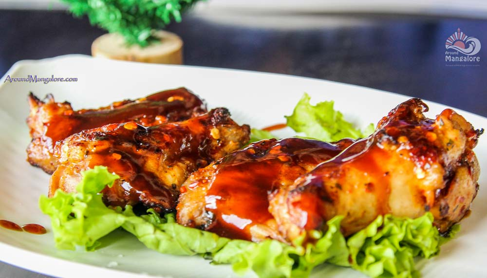 Chicken Wings - BRIO Café & Grill - Light House Hill Road, Mangalore