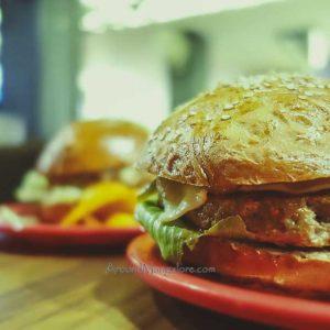 Freddie Burger - Mangala Restaurant, Mangalore