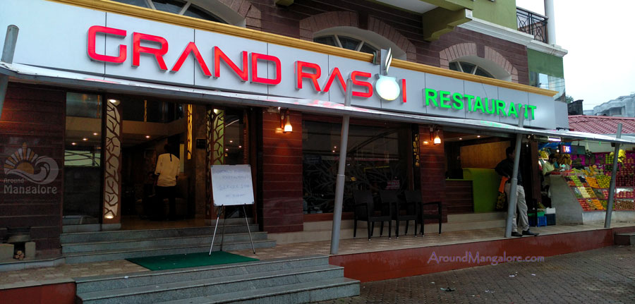 Grand Rasoi Restaurant - Attavar, Mangalore