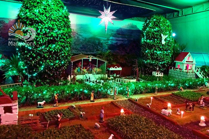 Christmas Crib - Father Muller Hospital - Christmas 2015