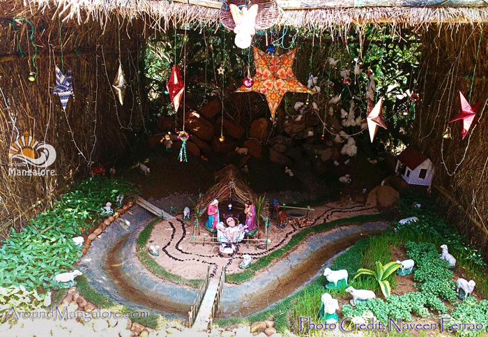Christmas Crib - Pavoor Uliya - Christmas 2015