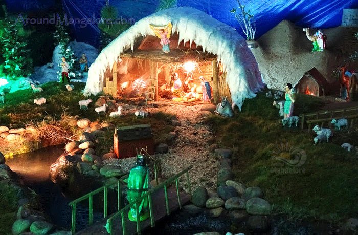 Christmas Crib Urwa Parish 2015