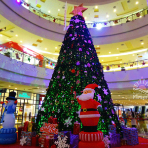 Christmas Tree - The Forum Fiza Mall, Mangalore - Christmas 2015