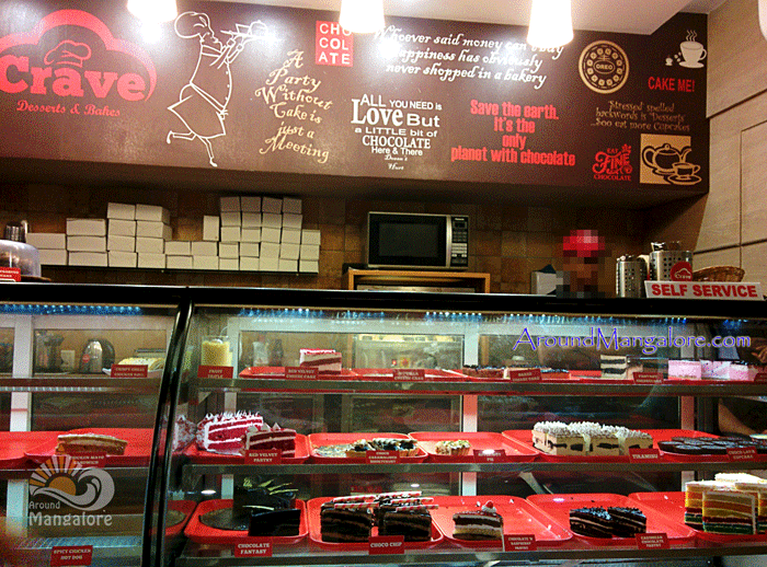 Crave Desserts & Bakes, Balmatta, Mangalore