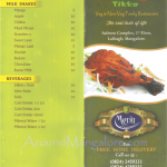 Food Menu - Chicken Tikka Halal, Mangalore