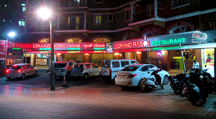 Grand Rasoi Restaurant, Mangalore