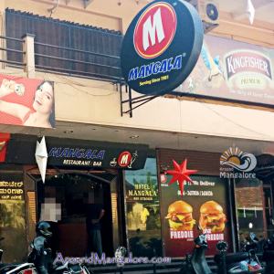 Mangala Restaurant & Bar, Mangalore