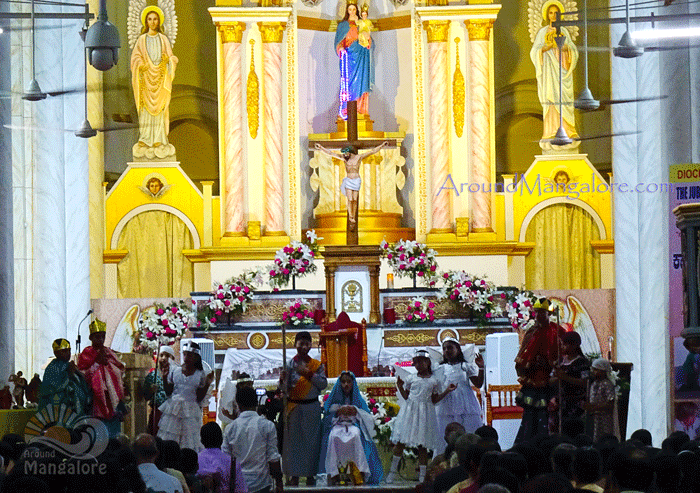 Rosario Cathedral (aka Rosario Church) - Christmas 2015