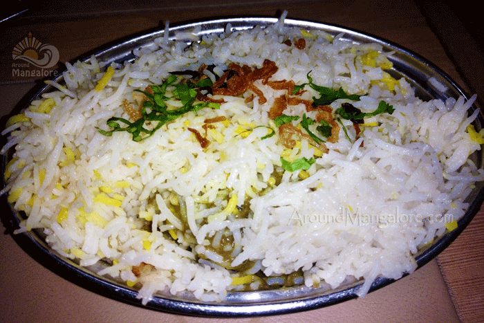 Chicken Biryani - Royal Treat Family Restaurant, Mangalore