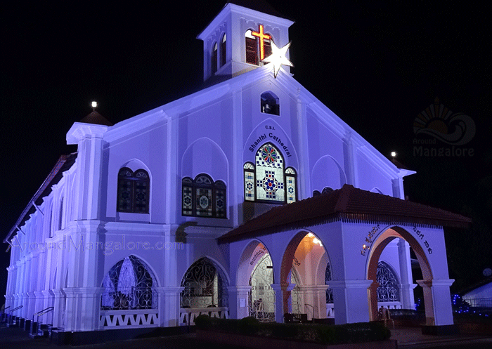 Shanthi Cathedral - Christmas 2015