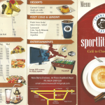 Food Menu - Sportlite Cafe, Mangalore