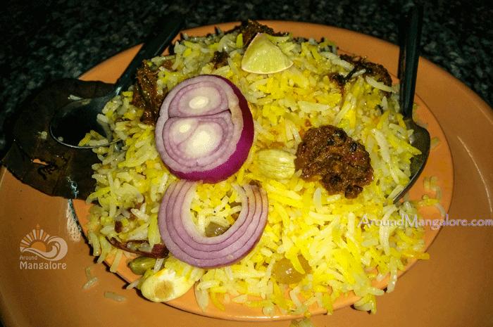 Prawns Biryani The Fish House – the seafood family restaurant, Mangalore