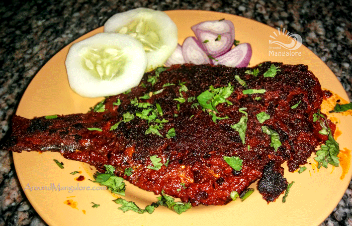 Manji / Pamphlet - The Fish House – the seafood family restaurant, Mangalore