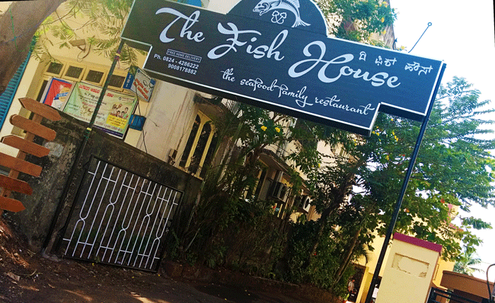 The fish house around mangalore info for The fish house restaurant