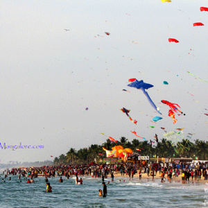 Kite Festival 2016 - Panambur Beach, Mangalore - 16 & 17 Jan 2016