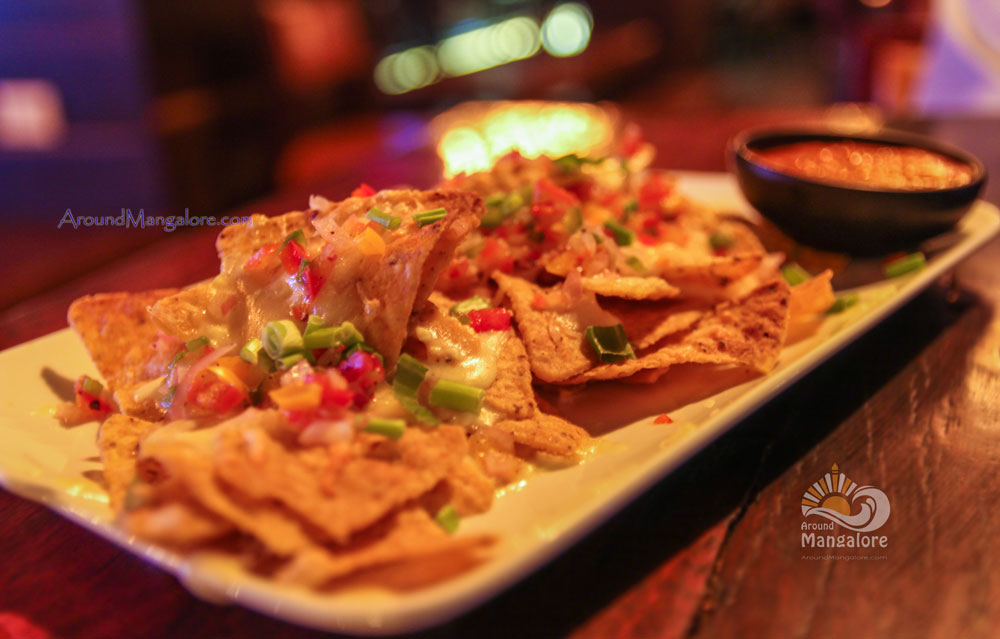 Nachos with Salsa - Spindrift, Mangalore
