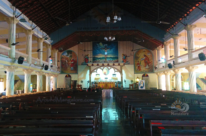 St. Lawrence Shrine, Attur Church, Karkal