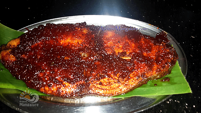 Anjal Fry - Hotal Meenu - Oota Da Mane, Mangalore - The Ultimate Sea Food Destination