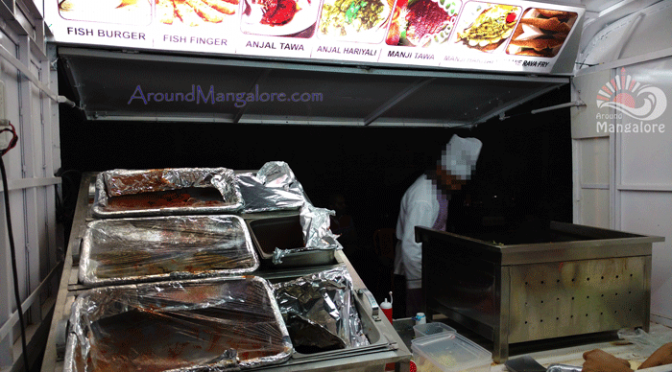Crunchy Macchy - Seafood Mobile Outlet in Mangalore
