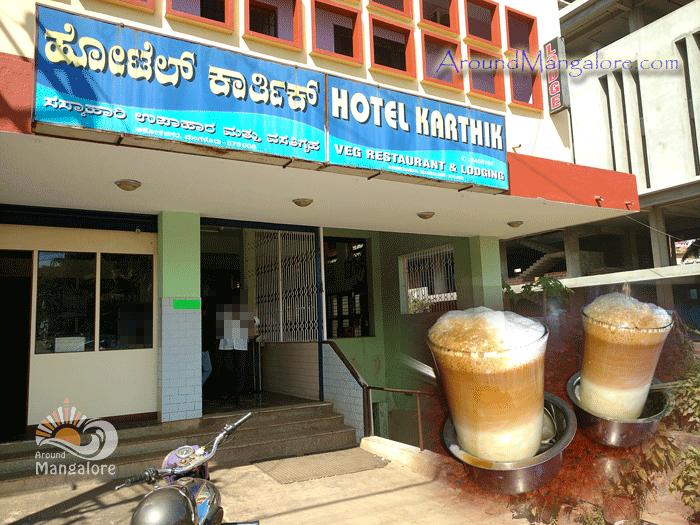 Kalladka Tea (KT) - Hotel Karthik, Mangalore