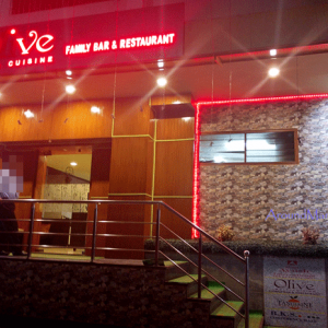 Olive Bar and Restaurant - Hotel Ayush International, Mangalore