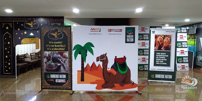 The Wahrabia – Food Festival - Barbeuqe Nation, Mangalore - 2nd to 19th March