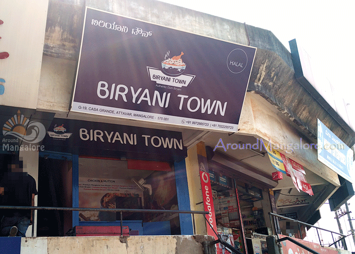 Biryani Town, Mangalore - Authentic Dum Biryani - Authentic - Awesome - Always