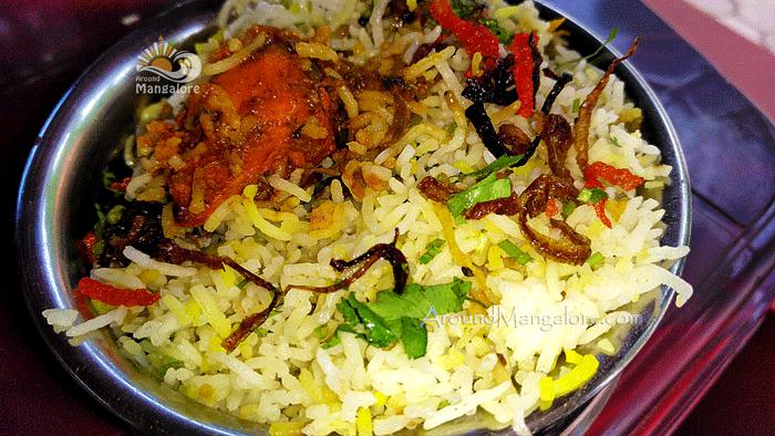 Chicken Tikka Biryani - Hotel Tandoor Kitchen,Adyar, Mangalore - Restaurant - AroundMangalore.com