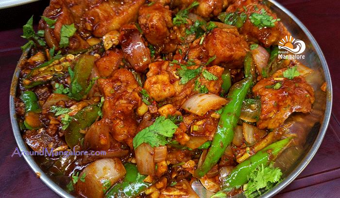 Chilli Chicken - Hotel Tandoor Kitchen,Adyar, Mangalore - Restaurant - AroundMangalore.com