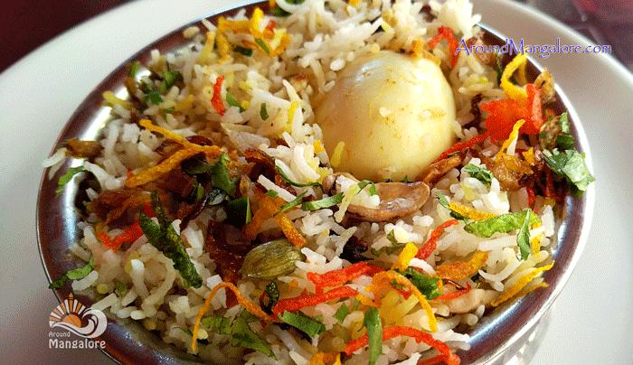 Egg Biryani - Hotel Tandoor Kitchen,Adyar, Mangalore - Restaurant - AroundMangalore.com