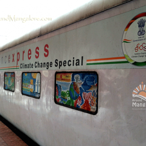 Science Express - Climate Action Special - March 2016 - Mangalore