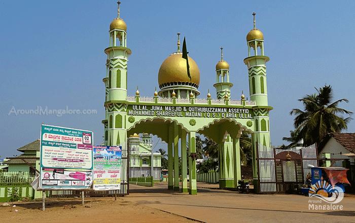 Ullal Juma Masjid & Sayyid Muhammed Shareeful Madani Darga, Ullal (AKA Ullal Darga) - Mangalore - AroundMangalore.com