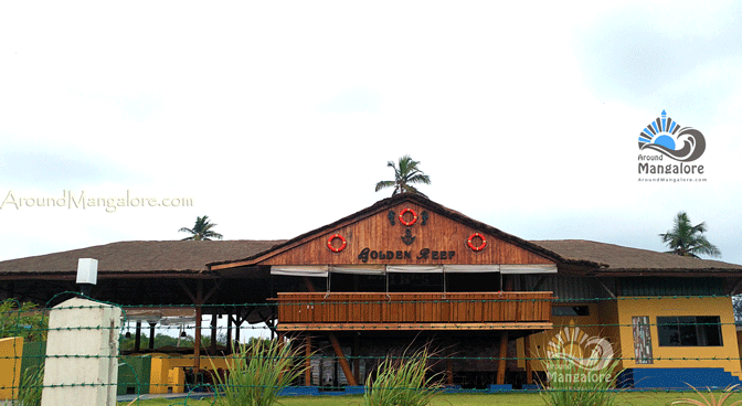 Golden Reef - Restaurant & Bar, Panambur Beach, Mangalore