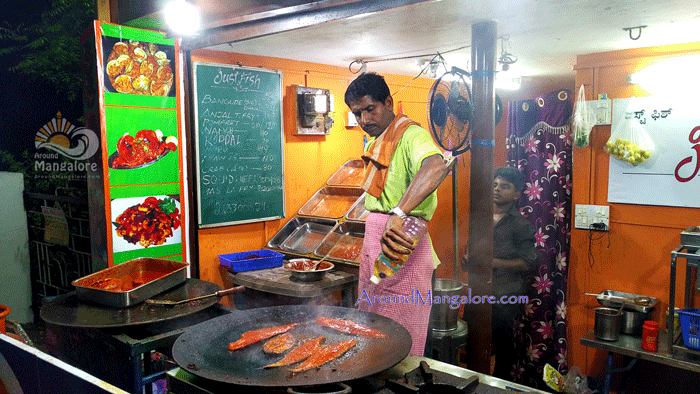 Just Fish Fish Experts Sea Food Restaurant Mangalore AroundMangalore P1 - Just Fish - Fish Experts - Sea Food