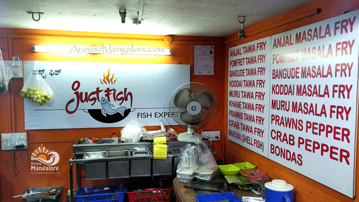 Just Fish Fish Experts Sea Food Restaurant Mangalore AroundMangalore P3 - Just Fish - Fish Experts - Sea Food