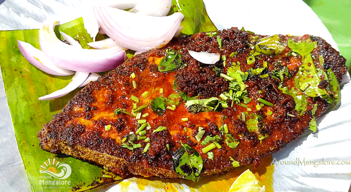 Anjal Tawa Fry - Just Fish - Fish Experts - Sea Food - Restaurant - Mangalore - AroundMangalore
