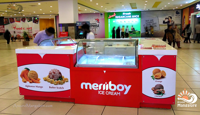 Meriiboy Ice Cream - The Forum Fiza Mall, Mangalore - AroundMangalore