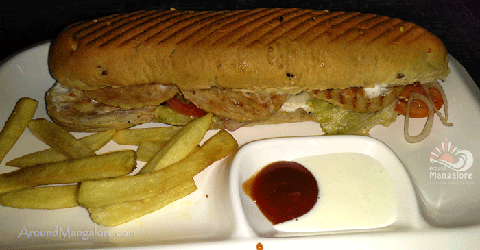 Salami Submarine - Snackies, Kankanady, Mangalore - Cafe - Cakes - Pastries - Snacks