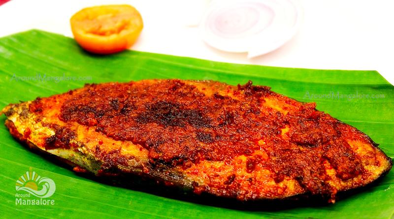 Anjal Tawa Fry - Aromas of South - The Forum Fiza Mall, Mangalore