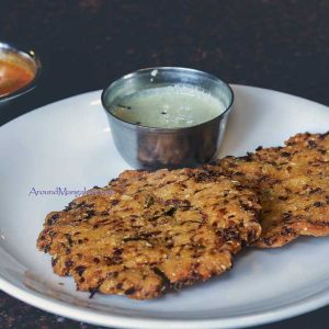 Maddur Vada - Palm Grove Restaurant – Hotel BMS, Mangalore