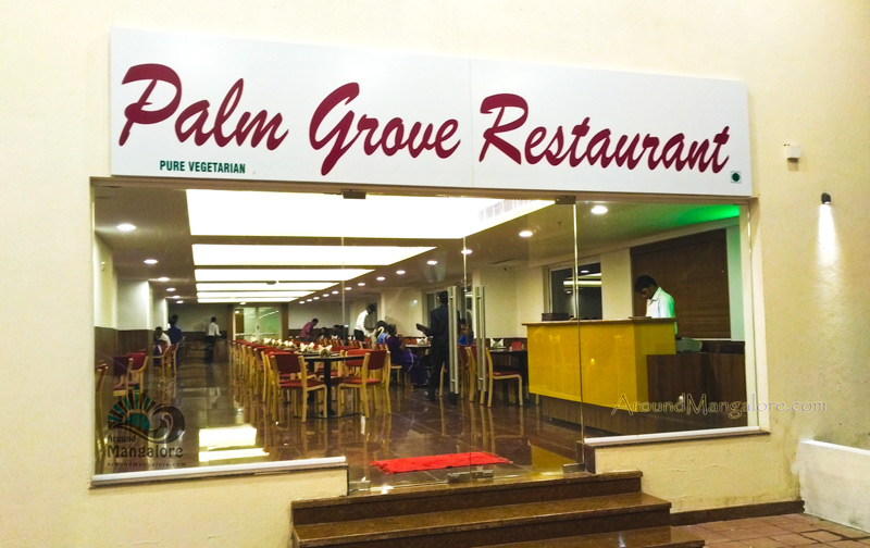 Palm Grove Restaurant - Hotel BMS, Ballal Group, Kuntikana, Mangalore