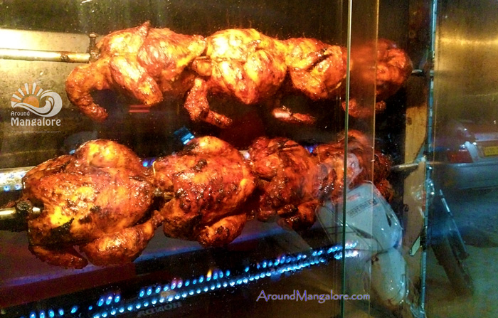 Grilled Chicken - Pop Tates Eatery - Karangalpady, Mangalore