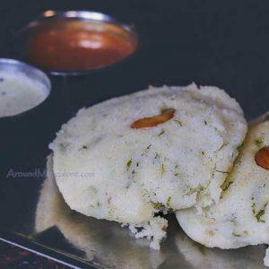 Rava Idli - Palm Grove Restaurant – Hotel BMS, Mangalore